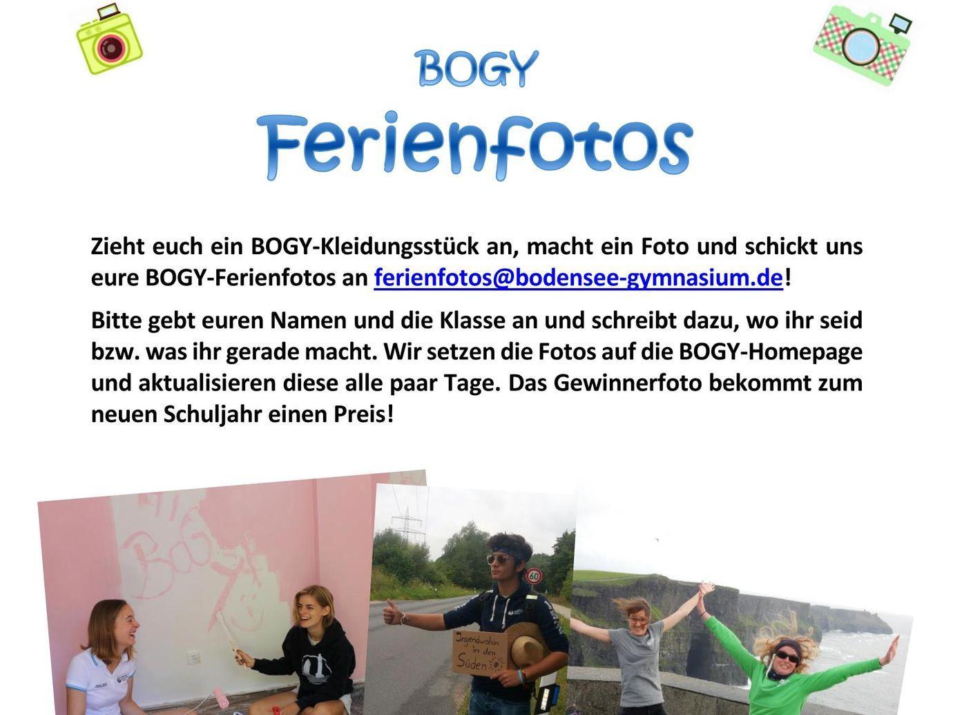 BOGY-Ferienfotos