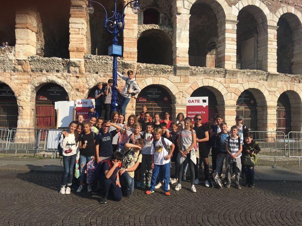 """Projekt """"Europa erleben"""", 2. Besuch in Trento/Italien"""
