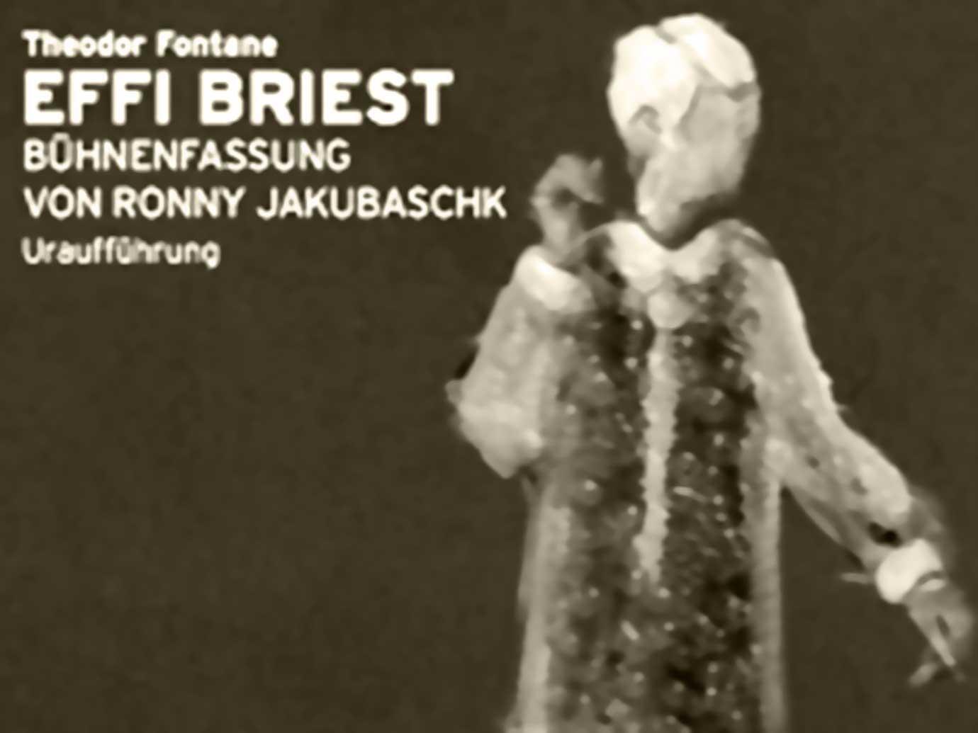 Effi Briest: Theater für die Oberstufe