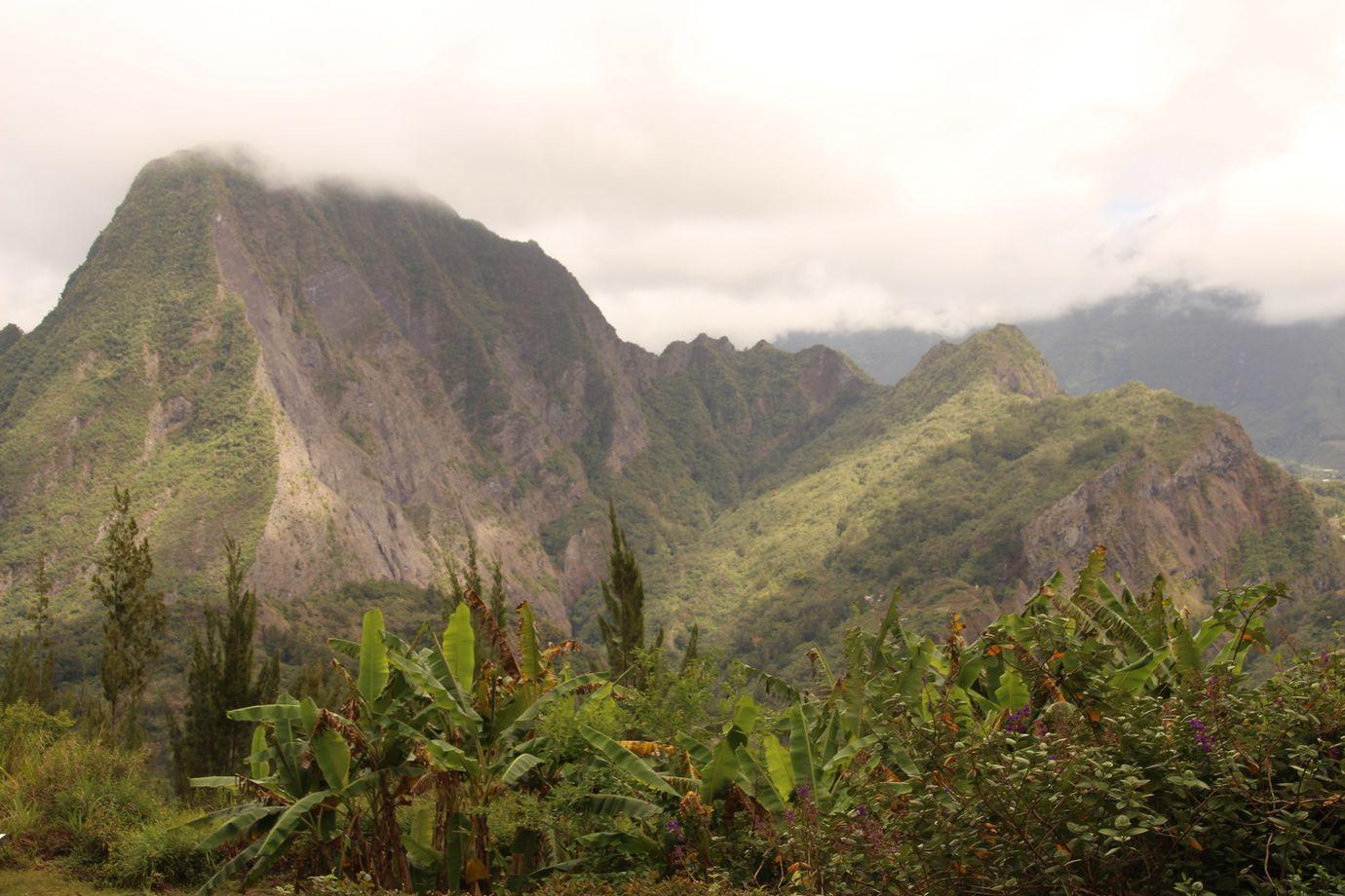 Austausch mit La Réunion