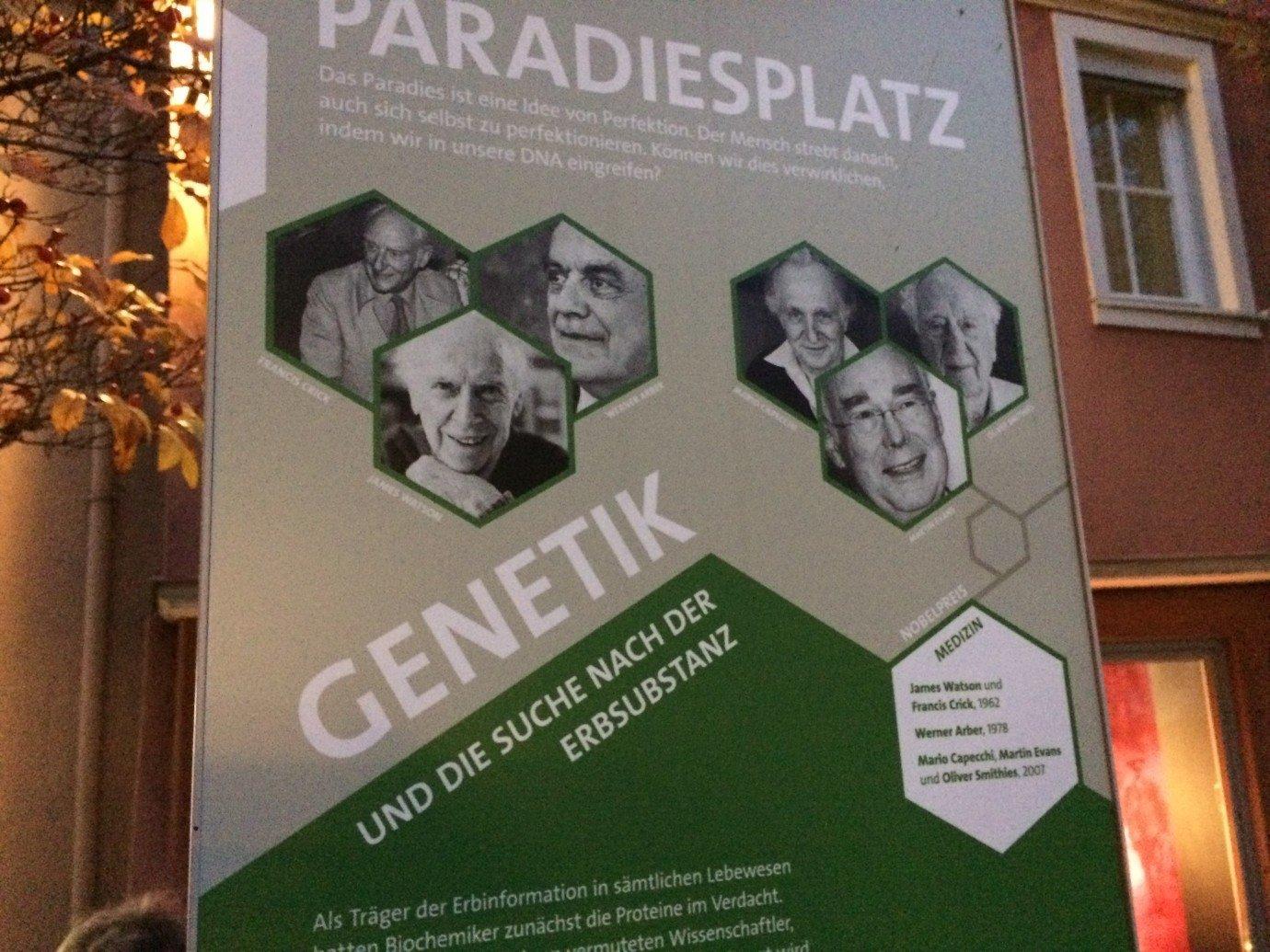 "P-Seminar ""Science-o-rama"" auf dem Lindauer Wissenspfad"
