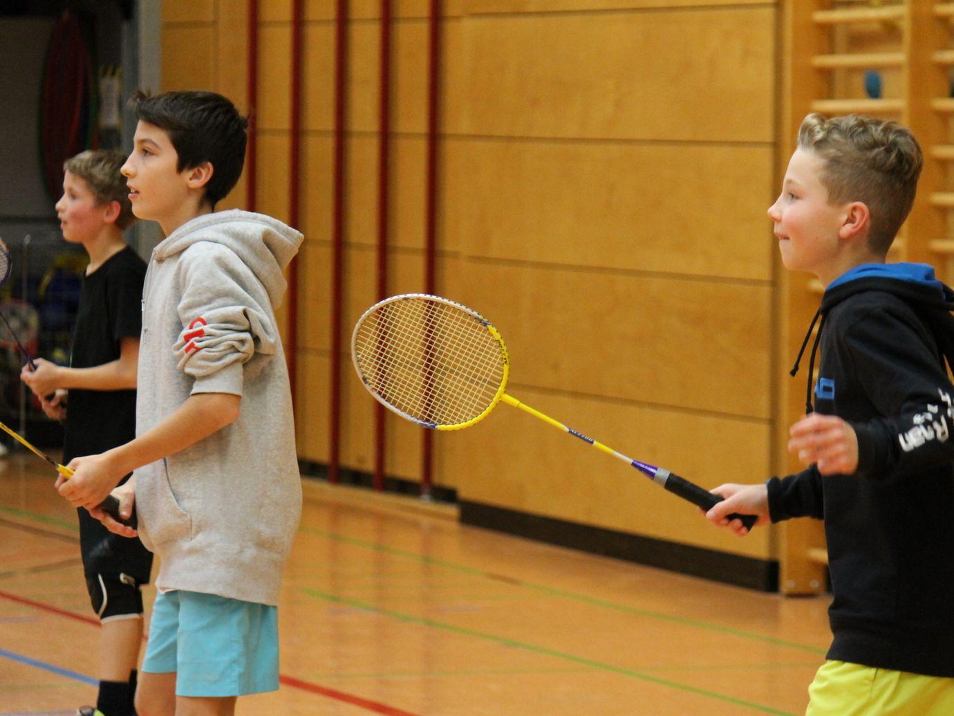 Einladung zum Badminton-Weihnachtsturnier