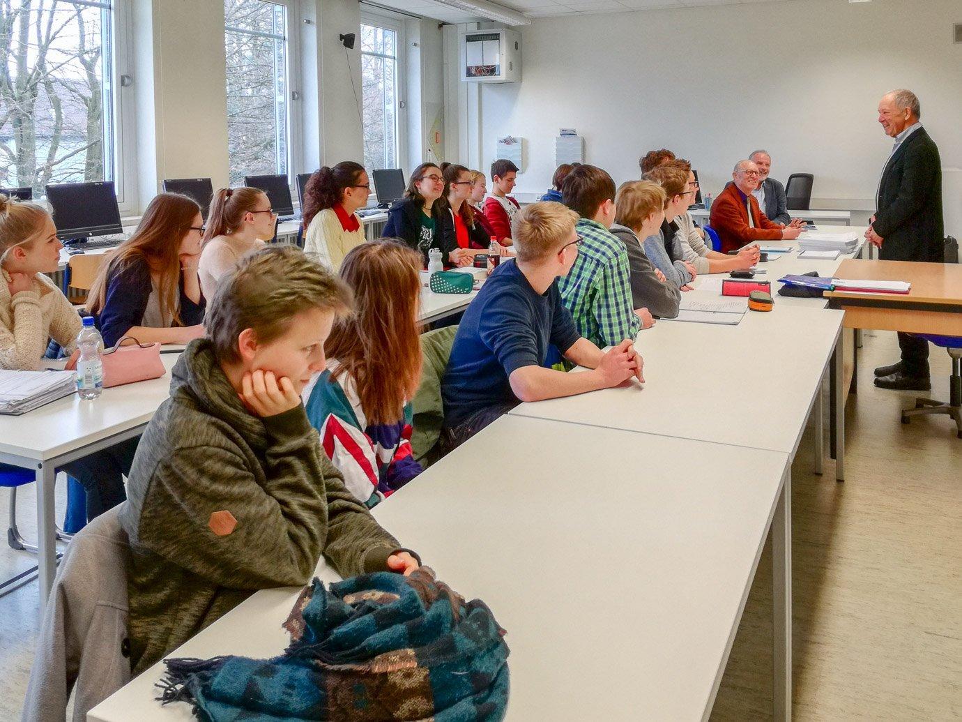 Seminar der Akademie für Politische Bildung