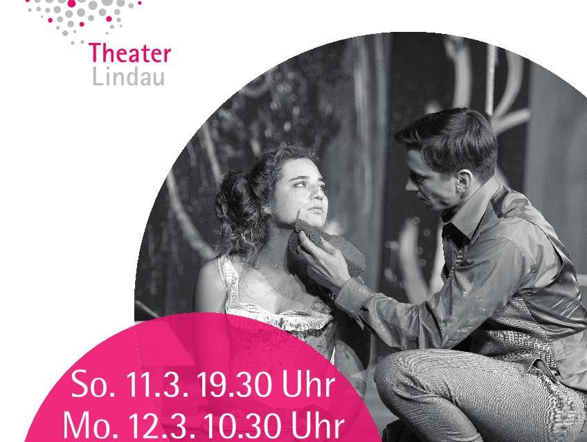 """Theateraufführung: """"Die Leiden des jungen Werther"""""""