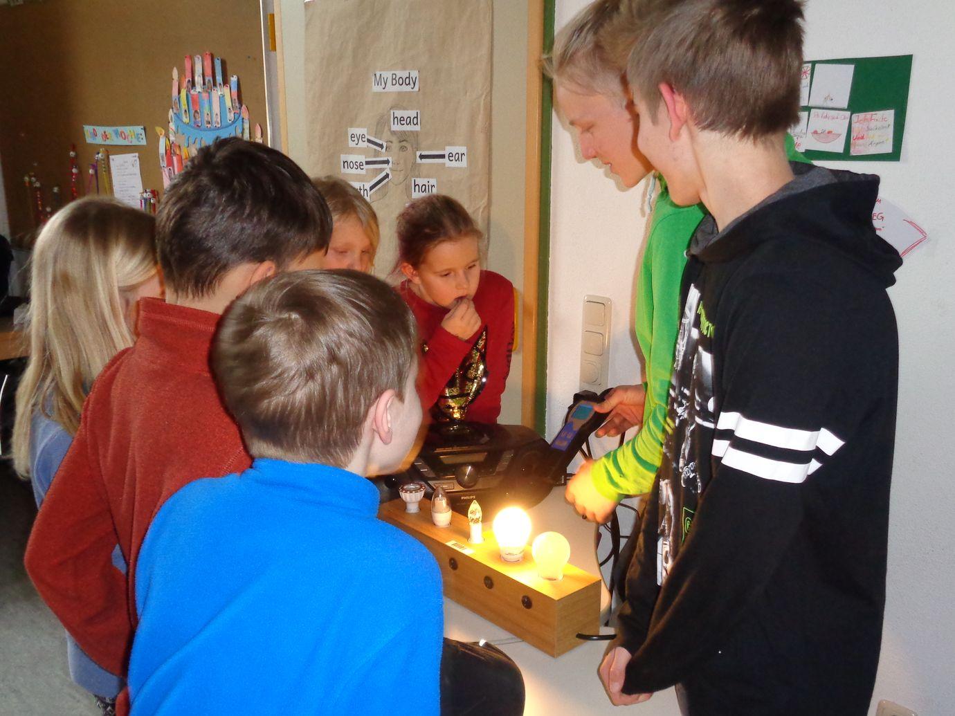 Kooperation zweier Umweltschulen – Das Greenteam in Röthenbach