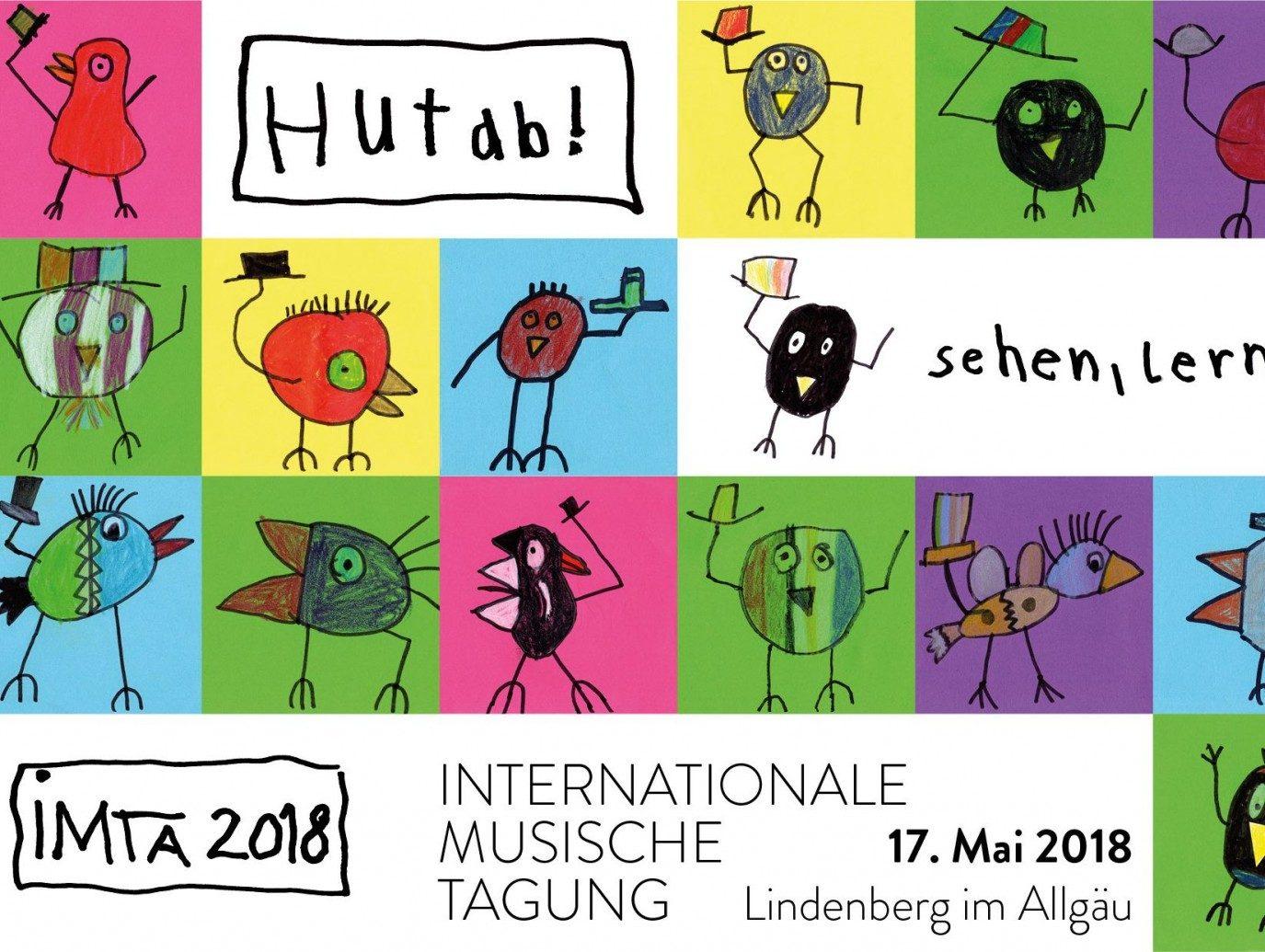 Das Greenteam auf der IMTA 2018 in Lindenberg
